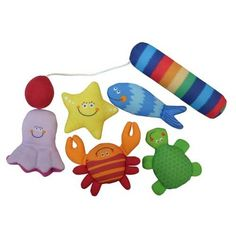 Edu-Petit Bathtub Toy, Fishing Fun -  Click image twice for more info - See a larger selection of  Baby Bath toys at  http://zbabybaby.com/category/baby-categories/baby-and-toddler-toys/baby-bath-toys/ - gift ideas, baby , baby shower gift ideas« zBabyBaby.com