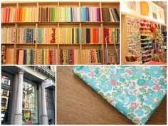 Diary of a Quilter - Purl Soho New York