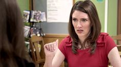 Parent-teacher conferences can be stressful. Here's a clip from the TEACHERS Web Series from The Katydids. Series premieres January 13, 2016 on TV Land. Executive Produced by Alison Brie, Ian Roberts and Jay Martel and starring comedy troupe, The Katydids. Watch a sneak peek at http://www.tvland.com/shows/teachers.