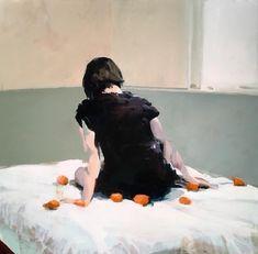 8 tangerines/ alex Kanevsky