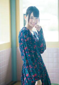 School Girl Outfit, Yukata, Japanese Girl, Asian Beauty, Asian Girl, Wrap Dress, Idol, Kimono, High Neck Dress