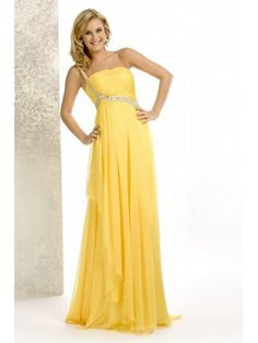 Isn't this great for prom?  Glittering Asymmetric Sheer Grecian Ruched Prom Party  Dress