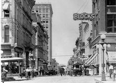 Downtown St. Joseph circa 1900 - Blocks, the absolute best