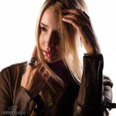 { Captain Jesus Rock n`Roll } #ozabstract #rocknroll #blondebombshell