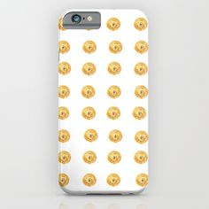 GOLDEN FLOWERS - iPhone 6s and 6s+ PHONE CASES/SLIM CASE
