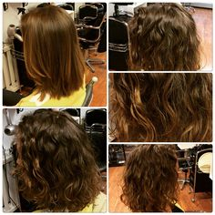 7 Best Permanent Waves Images Perms Hair Frizz Hair Perms