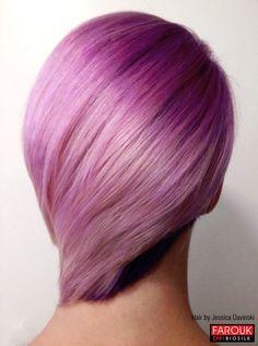 Color Love: Vibrant Violet CHI Chromashine Ombre