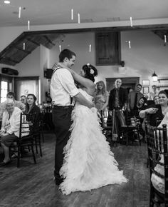 I Went to A Harry Potter-Themed Wedding — And It Was Awesome! Photo: Mon Petit Studio | The Knot Blog