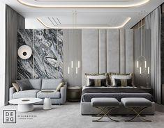 DEDE/Boutique hotel and restaurant design Bedroom Bed Design, Modern Bedroom, Bedroom Decor, Luxury Bedroom Design, Room Interior, Home Interior Design, Interior Architecture, Ecole Design, Interior Design Photography
