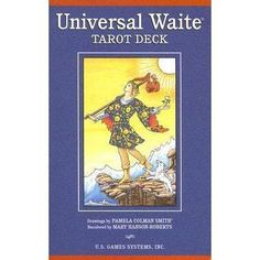 Universal Waite Tarot Deck  #thirdeye #loveandlight #crystals #spirituality #lightworker #ascension #occult #meditate #magick #higherconsciousness #metaphysical #namaste #reiki #witchy #crystaljewelry #zen #newage #tarot #boho #indigochild #paradigmshift #ascension #meditate #witch #oldsoul #starseed #pinealgland #blessedbe #meditation #valentinesday