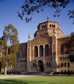 #oclcwest UCLA Powell Library in Los Angeles, CA