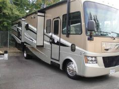 2011, Allegro 35QBA Tiffin is Motorhome Reader's Gold Choice of the Year for Class A Motorhomes and this rig looks like a winner with a great paint job. The unit has very low miles and is barely broke in. - See more at: http://www.rvregistry.com/used-rv/1003773.htm#sthash.JtXEQxtE.dpuf