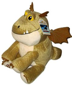 480e5bb7687 Build a Bear Meatlug How To Train Your Dragon 13in. Stuffed Plush HTTYD Toy