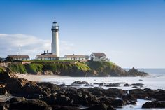 Pigeon Point Lighthouse by Victor He, via 500px