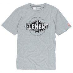 Element Crossover tee-shirt grey heather 30€ #element #elementskate #elementskateboard #elementskateboards #tee #tees #teeshirt #tshirt #teeshirts #tshirts #shirt #shirts #shortsleeve #shortsleeves #skate #skateboard #skateboarding #streetshop #skateshop @playskateshop
