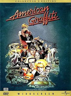 American Graffiti [PN1997 .A52 1998]  Four teenagers come of age in 1962 on the last summer night before they go off to college, jobs, or the army.