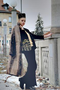 love the look, styling by Divas Vintage store, Ljubljana