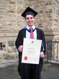 Martin's Graduation