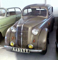 1937 - Opel Kadett