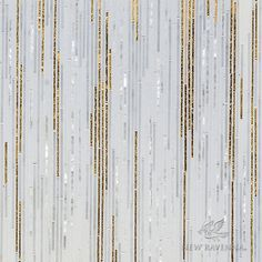 Zebrano, a hand cut mosaic shown in Gold Glass, Shell, Thassos and Afyon White, is part of the Aurora Collection by Sara Baldwin for New Ravenna. Sicis Mosaic, Mosaic Tiles, Wall Tiles, Marble Mosaic, Ravenna Mosaics, New Ravenna, Gold Glass, Cut Glass, Stone Tiles