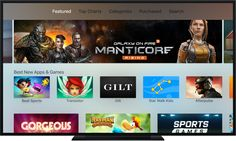 ••AppleTV 4 is out 2015-10-30 ; ) See the FIRST GAMES apps•• 9to5mac article Oct 27  TV 1-3 a hobby since 2007-01-09 is now pro ; ) • novelties: APPS! Siri! Touch! tv accessories! Hypnotic timelapse slow-motion HD aerial landmarks screensavers • 32GB $149 / 64GB $199 + $29 AppleCare if you wish + $16 tax = $244 (HDM cable $19)