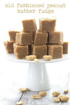 Simply the best low carb peanut butter fudge, made the old fashioned way!