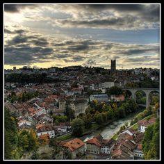 Wonderful Fribourg, Switzerland http://www.travelandtransitions.com/european-travel/