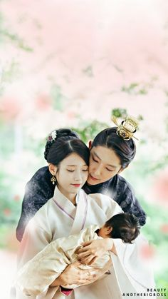 [Spoiler] [Photos] Scarlet Heart: Ryeo - Wang So and Soo's happy little family Korean Drama Best, Korean Drama Movies, Korean Actors, Scarlet Heart Ryeo Cast, Moon Lovers Scarlet Heart Ryeo, Moon Lovers Drama, Moon Lovers Cast, Iu Moon Lovers, Scarlet Heart Ryeo Wallpaper