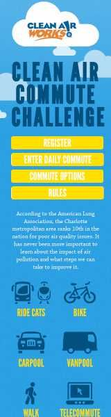 Clean Air Commute Challenge - Media Queries