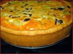 Шустрый повар.: Пирог с картошкой и грибами