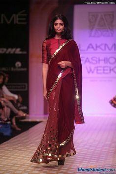 Archana Kochhar Show at Lakme Fashion Week Winter / Festive 2013