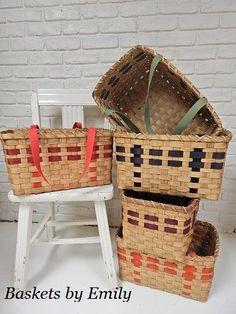 Trunk Organizer Basket - Baskets by Emily