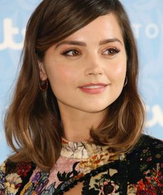 Jenna Coleman attending the 'Victoria' Season 2 photocall - 24 August 2017