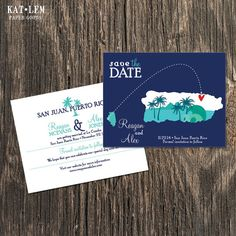 These wedding save the date cards or magnets are perfect for a destination wedding! With this completely customizable save the date, you can