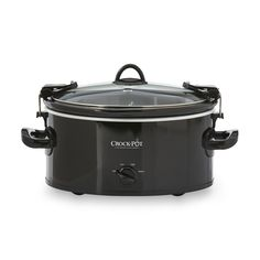 Crock Pot 6qt Cook and Give transport Slow Cooker - THE HOLMES GROUP INC.