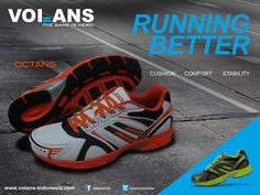 Octans Volans Running Shoes