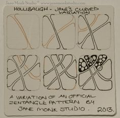 Hollibaugh - curved variation by Jane Monk Studio