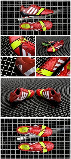 adidas launches Red #Nitrocharge for the UEFA Champions League!