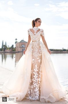 Dazzling Lorenzo Rossi Bridal 2017 Collection