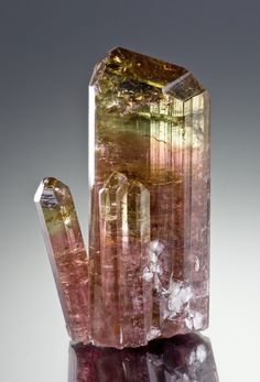 Three Tower Crystal Formation !... Free Imagination Field Forces !...   http://about.me/Samissomar