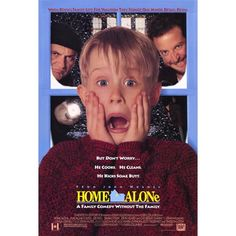 Home Alone (1990) 27x40 Movie Poster