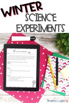 Looking for winter themed and seasonal science activities to do with your upper elementary or 6th grade students? Engage them with these cold weather inspired activities