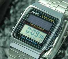 CASIO BATTERYLESS WATCH AL-180