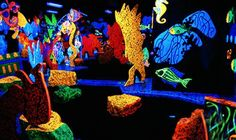 Groupon - One Round of Glow-in-the-Dark Mini Golf for Two or Four at Putting Edge (Up to 52% Off) in Multiple Locations. Groupon deal price: C$10