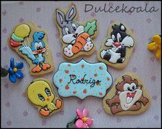 Baby Looney Tunes Cookies