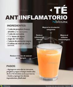 Té Antiinflamatorio