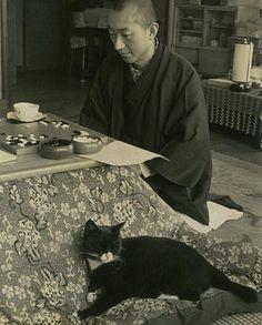 """Go Seigen in Japan, 1957. #baduk #weiqi #囲碁 #goseigen #吴清源 #바둑 #围棋 #gogame """""""
