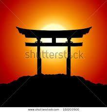 japanese sunset - Google Search