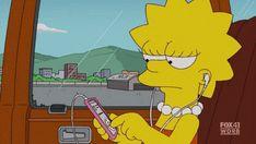 lisa simpson whatever Lisa Simpson, Homer Simpson, Simpson Tv, Cartoon Icons, Cartoon Memes, Cartoons, The Simpsons, Simpson Tumblr, Simpson Wallpaper Iphone