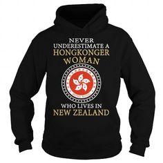 Never Underestimate a Hongkonger Woman Who Lives in New Zealand #Hongkonger